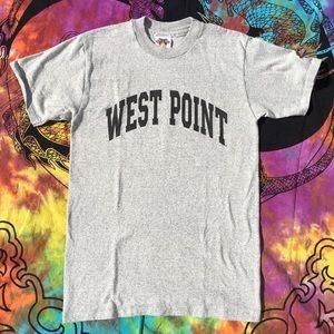 Vintage West Point Military school T-shirt